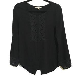 LC Lauren Conrad Long Sleeve Blouse